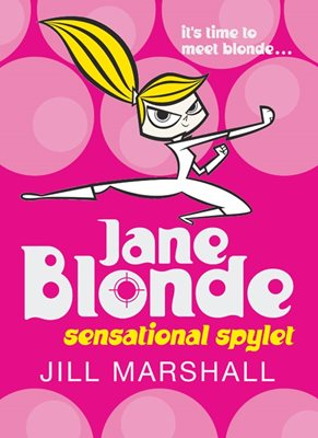 Book cover for Jane Blonde